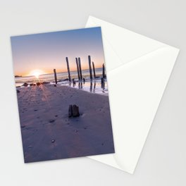 Port Willunga Sunset Stationery Cards