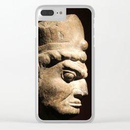 Shanghai Antiquity Clear iPhone Case