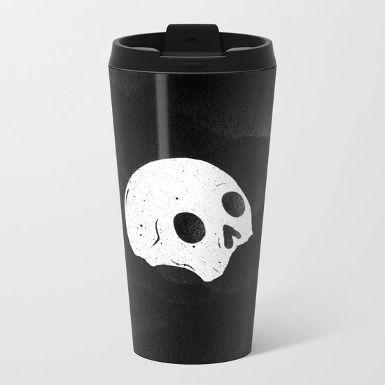 Man & Nature - The Future Metal Travel Mug