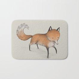 Little Fox Bath Mat