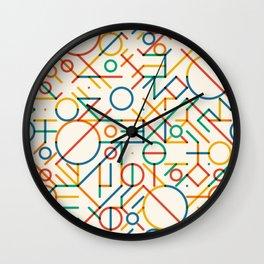 CURTIS Wall Clock