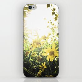 LUV IN THE SUN iPhone Skin