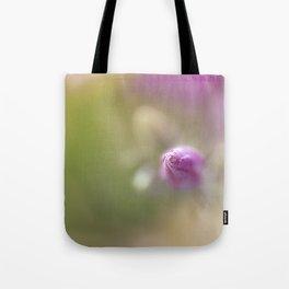 pink phlox in bokeh Tote Bag
