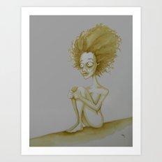 caffeina Art Print
