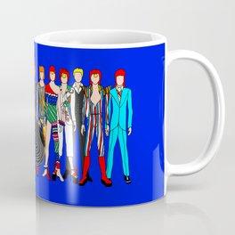 Blue Heroes Group Fashion Outfits Coffee Mug