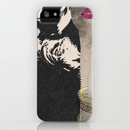She's a Lady iPhone Case