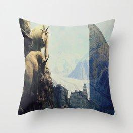 wilderness 7 Throw Pillow