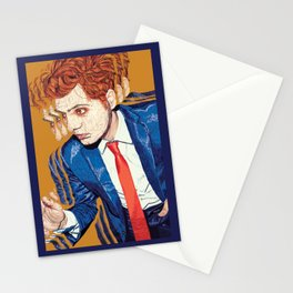 Gerard Way in Millions Stationery Cards