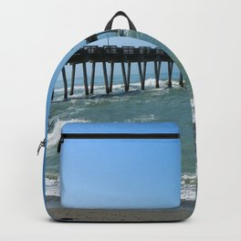 A November Day In Venice Backpack