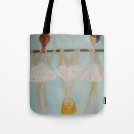 Look at things differently Tote Bag