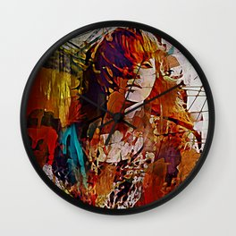Myrrh Wall Clock