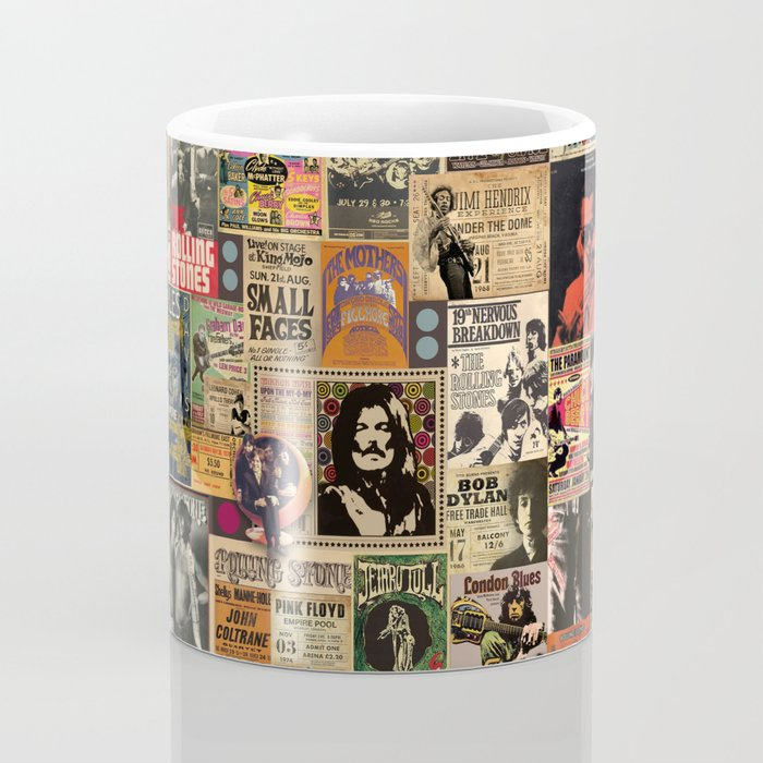 Rock'n Roll Stories Kaffeebecher