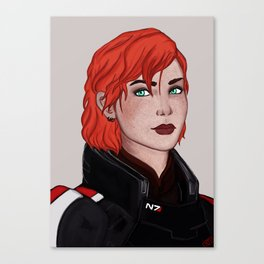 N7 Day Canvas Print