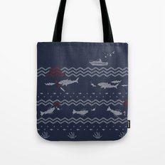 Diving Tote Bag