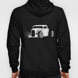 Vintage American Hot Rod Hoody
