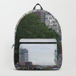 Philadelphia City Hall Backpack