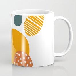 Abstract Easter Eggs Coffee Mug