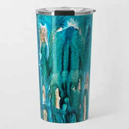 Winter In The Pines Travel Mug