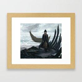 Memories that Hollow Framed Art Print