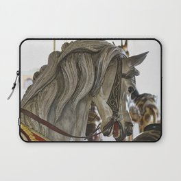 Carousel Pony Laptop Sleeve