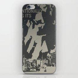 Urban decay 4 iPhone Skin