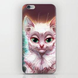 LightCat iPhone Skin