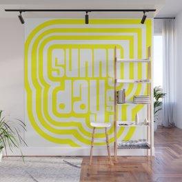 Sunny Days #society6 #decor #buyart Wall Mural
