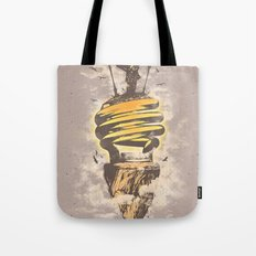 Lighting Up My World Tote Bag