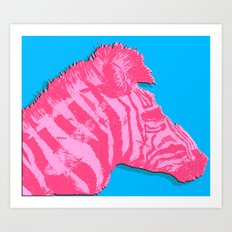 Wear Your Stripes Proudly #1 Art Print
