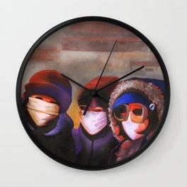 ISTANTANEA/SELFIE Wall Clock