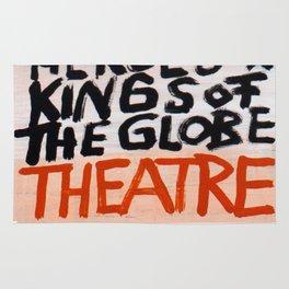 Theatre Heroes Rug