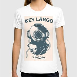 Key Largo Flordia T-shirt