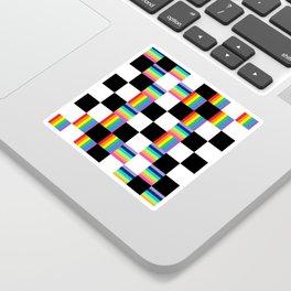 Chessboard 2013 Sticker