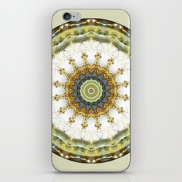 Mandalas from the Heart of Peace 5 iPhone Skin