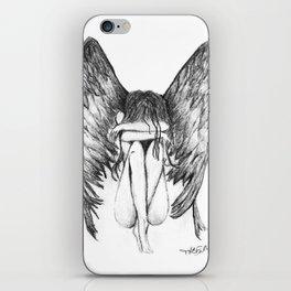 She Weeps- Original iPhone Skin