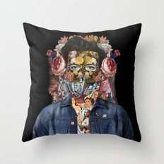 KING KONG Throw Pillow