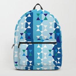 Hanukkah star of david Backpack