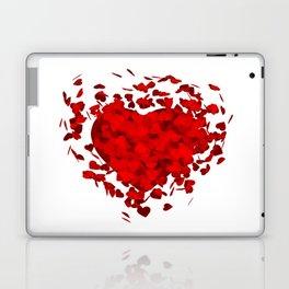 Heart of Hearts Laptop & iPad Skin