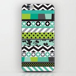 Washi Tape iPhone Skin