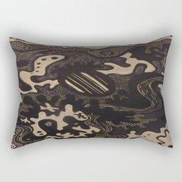 The Great Divide Part III Rectangular Pillow