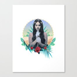Lust For Life Canvas Print