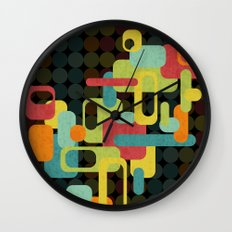Talkin Bout My Generation Wall Clock