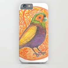 Bird in a Thicket iPhone 6s Slim Case