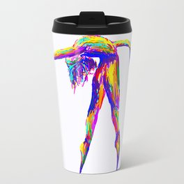 Neon Dancer Travel Mug