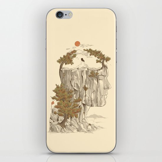 A Beautiful Mind iPhone & iPod Skin