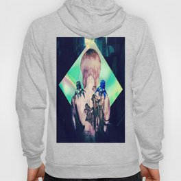 ghost in the shell tribute: 25th anniversary  Hoody