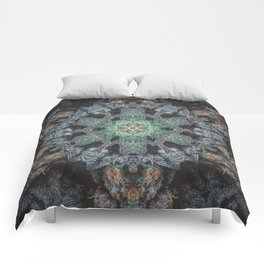 Super Purple Star Comforters