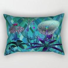 Fantasy Sea Life Rectangular Pillow