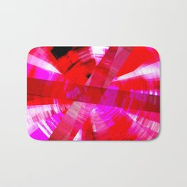 Pink Addict Bath Mat
