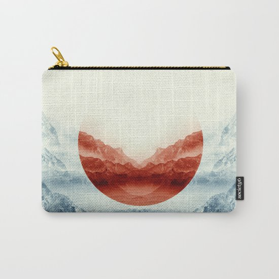 Why down the hole Carry-All Pouch